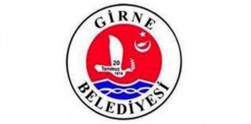 Girne Belediyesinin vezneleri yarın açık olacak