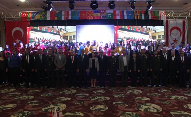 IUSARC Kapanış ve Ödül töreni yapıldı