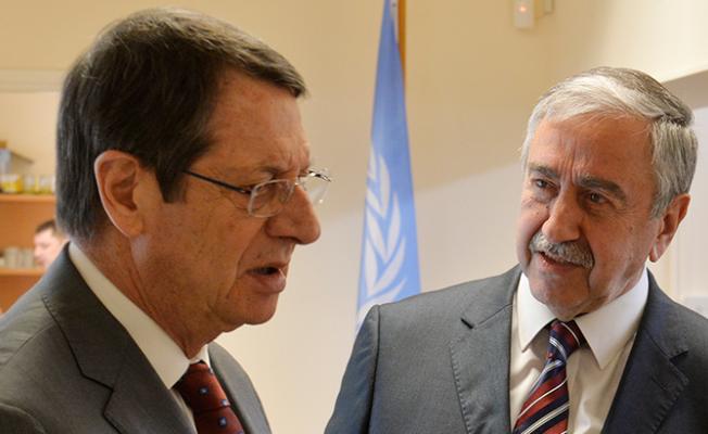 Kıbrıs müzakerelerine bugün devam ediliyor