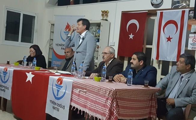 """""""Kurulu düzene karşı çıkan tek partiyiz"""""""