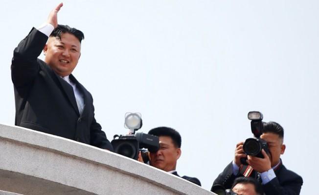 Kuzey Kore'den dünyaya gövde gösterisi