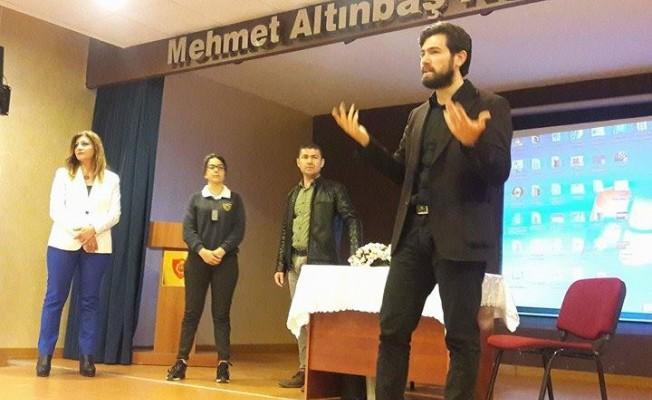 Lefkoşa Türk Lisesi'nde İşaret Dili eğitimi verildi
