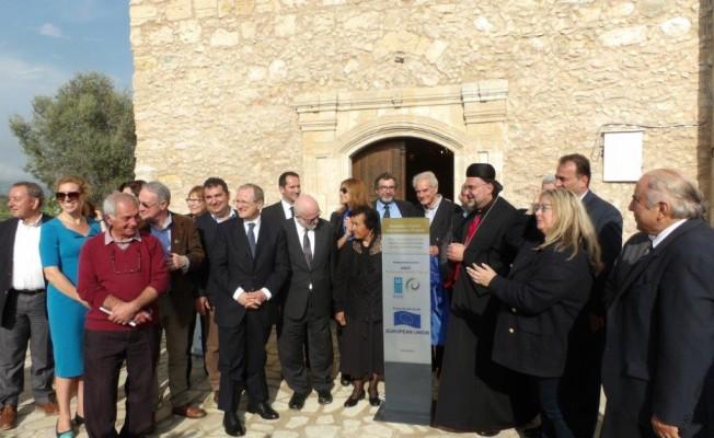 Maronit Kutsal Haç Kilisesi'nde etkinlik düzenlendi