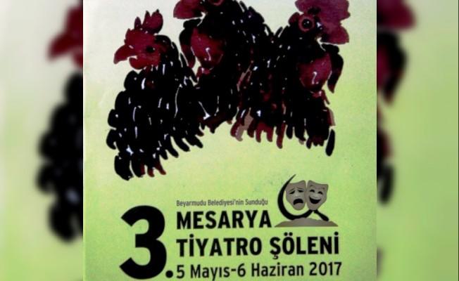 Mesarya Tiyatro Şöleni 5 Mayıs-6 Haziran'da