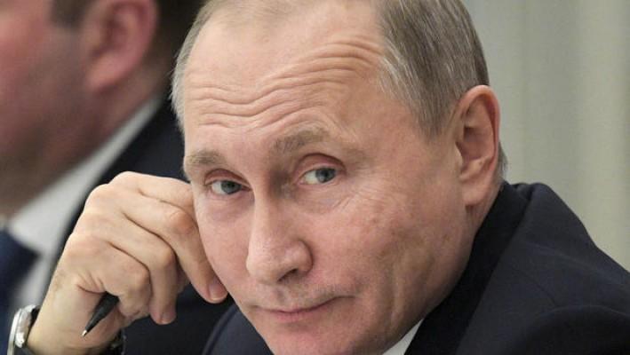 Putin 1 yıllık gelirini açıkladı...