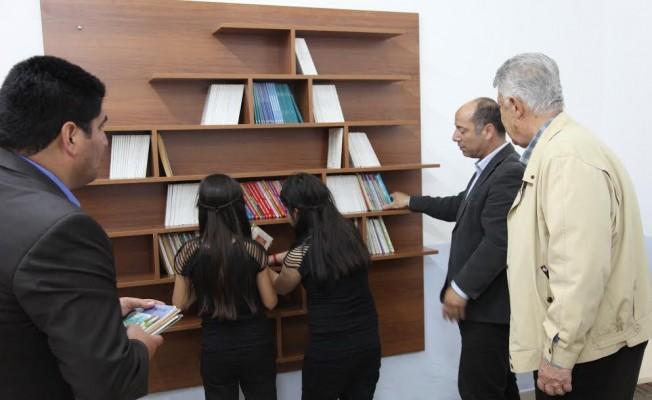 SAYTEV kütüphaneleri ülke geneline yayılıyor...