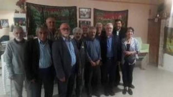 TKP Yeni Güçler Türkmenköy Örgütü kuruldu