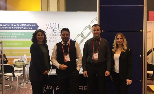 UFÜ Ankoslink Konferansına katıldı...