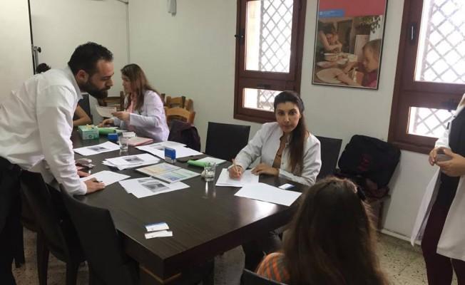 YDÜ'den SOS Çocuk köyü'ne sağlık desteği