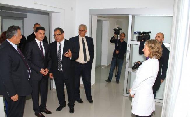 """Yenierenköy Sağlık Merkezi hizmete açıldı"""""""