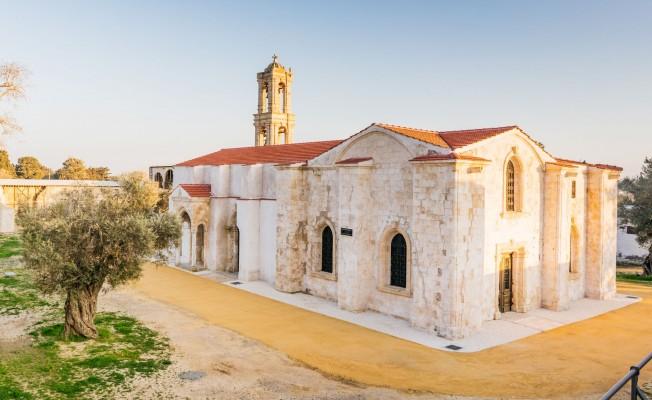 Agia Marina'da 1 Haziran'da tören düzenlenecek