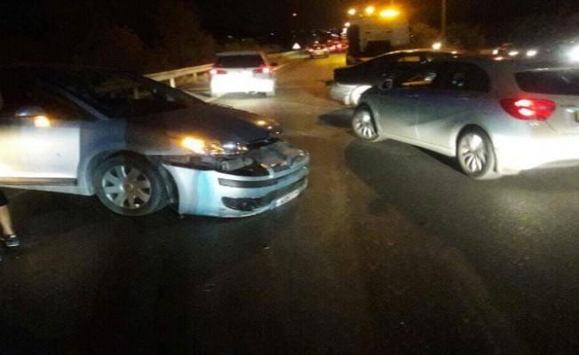 Alkollü sürücü dehşet saçtı...