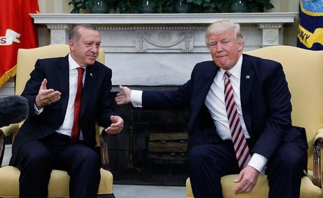 Beyaz Saray'da tarihi görüşme sona erdi...