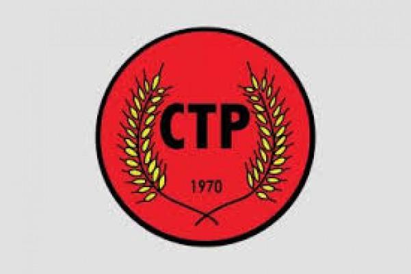 CTP: Çözüm mümkündür...
