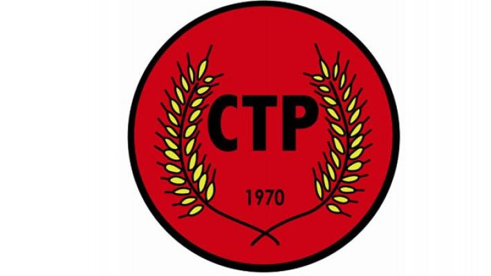 CTP'den TÜK'e peşkeş iddiası...