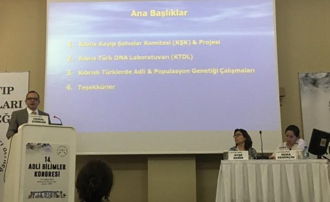 DNA Laboratuvarı İzmir'de temsil edildi