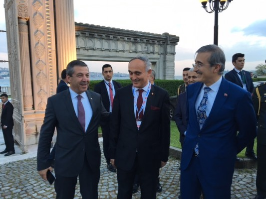 Ertuğruloğlu İstanbul'da…