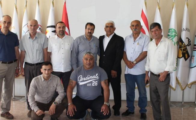 Fetli Bardakçıoğlu başkanlığa seçildi