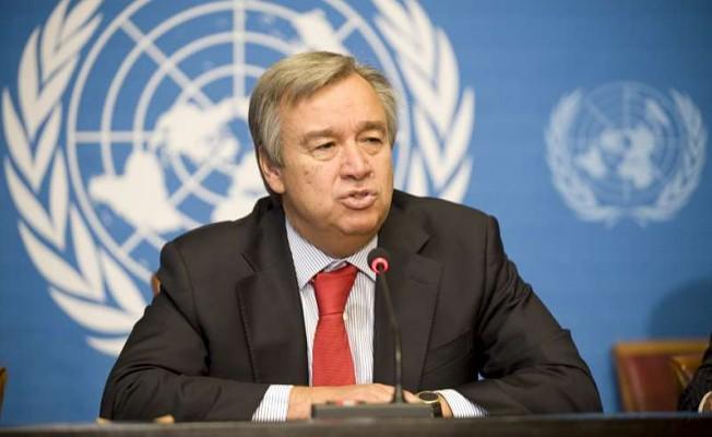 """Guterres: """"Talep gelirse yeniden bir araya gelebiliriz"""""""