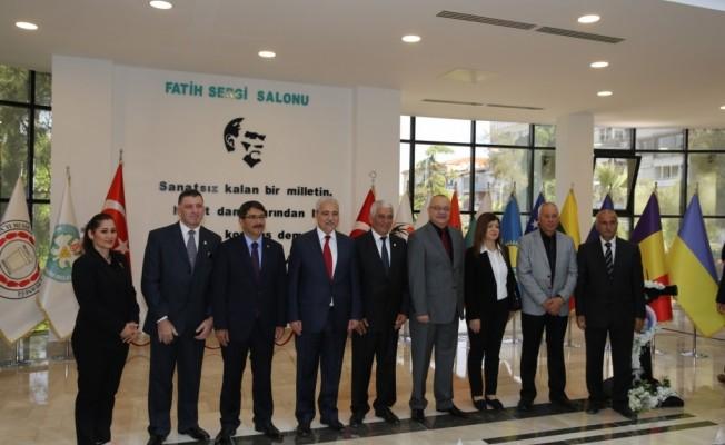Güzelyurt Belediyesi Mesir Macunu Festivali'ne katıldı