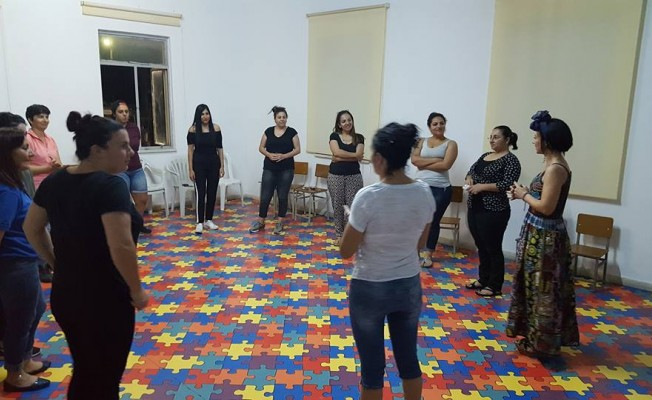 Kadın Eğitimi Kolektifi'nden seminer ve drama atölyeleri
