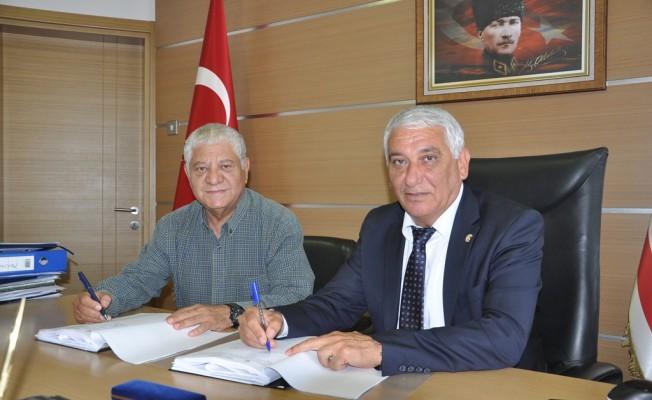 Kent Müzesi'nin tadilatı için sözleşme imzalandı