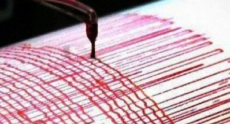 Kıbrıs'ın kuzeybatısında 3,6 şiddetinde deprem