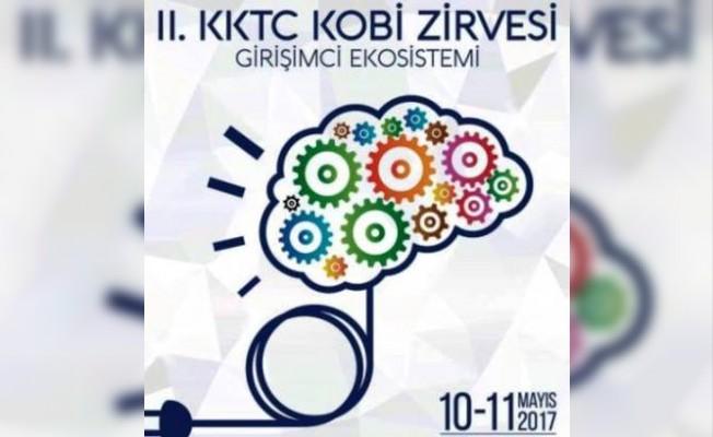 """""""KKTC KOBİ Zirvesi"""" yarın başlıyor"""