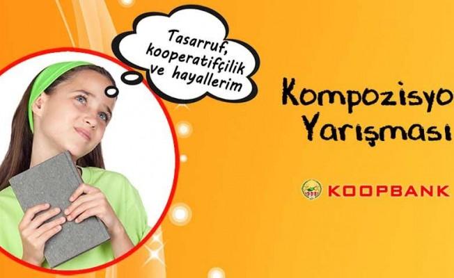 Koopbank'ın ödül töreni yapılıyor...