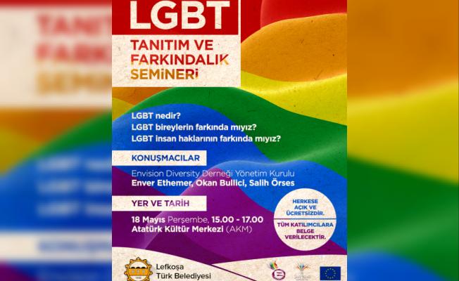 LTB LGBT semineri düzenleniyor