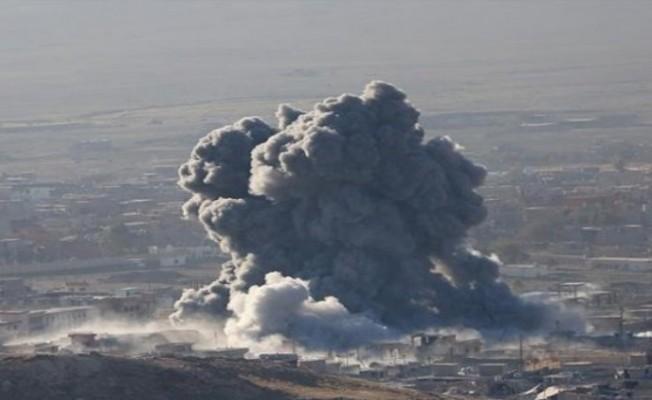 Musul'da okula füze saldırısında 81 kişi öldü