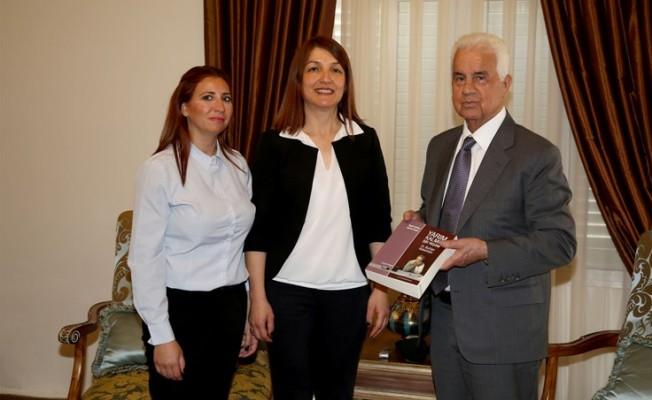"""""""Nalbantoğlu hayatı boyunca Kıbrıs Türk halkına hizmet verdi"""""""