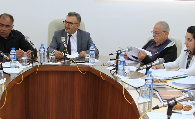 Polis terfileri ile ilgili komite toplandı