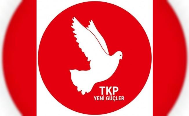 TKP-Yeni Güçler ilk kurultayını yapıyor...