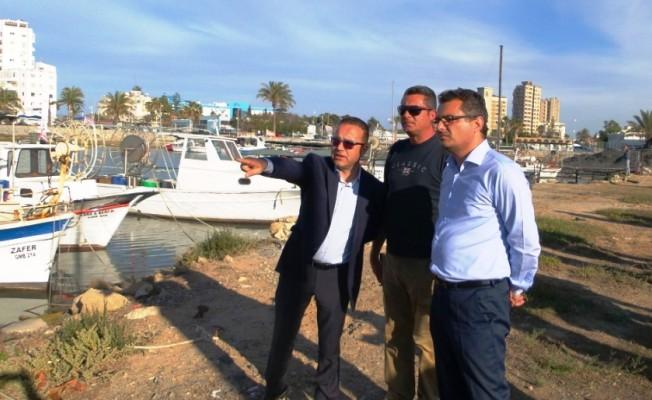 """""""Turizm için yeni bir limana ihtiyaç var"""""""