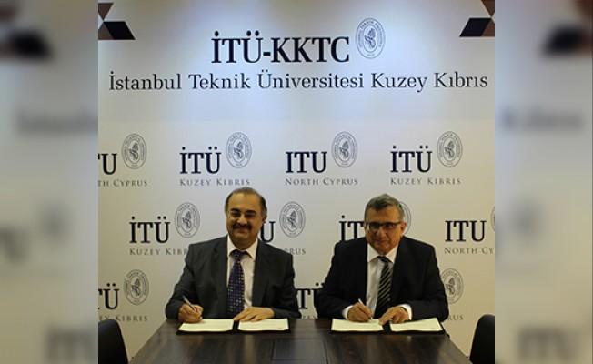 UFÜ ile İTÜ-KKTC arasında protokol