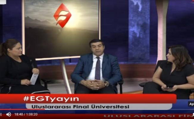 UFÜ TV ilk canlı yayını gerçekleştirdi...