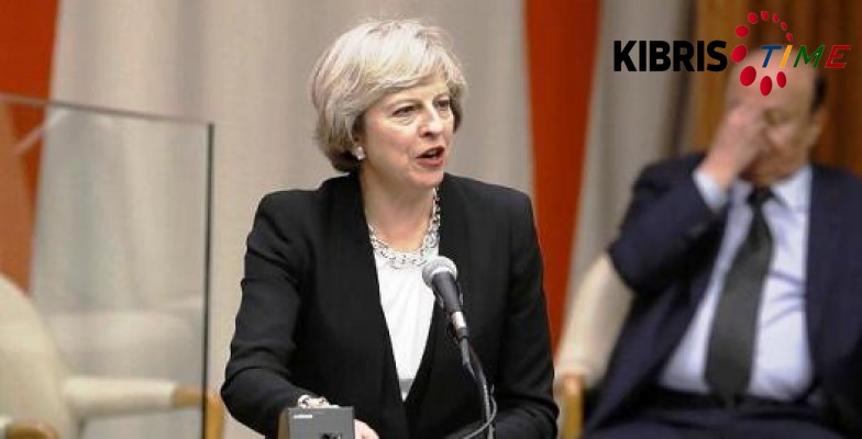 Theresa May'e mektup