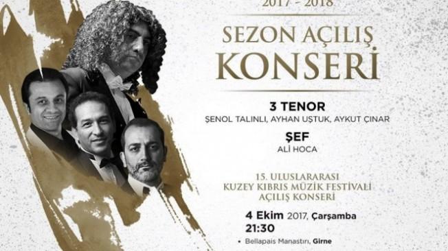 Cumhurbaşkanlığı Senfoni Orkestrası sezonu açıyor