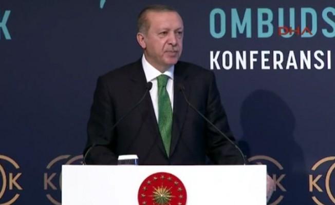 Erdoğan: Bir gece ansızın gelebiliriz...
