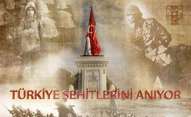 Kıbrıs Barış Harekatı şehitleri törenle anıldı