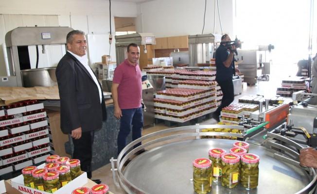 Arter, Arsal Gıda'yı kutladı...