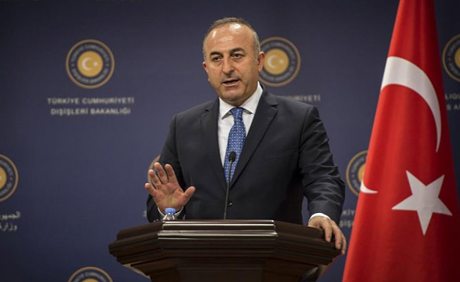 """Çavuşoğlu: """"KKTC üzerindeki  ambargoların kalkması lazım"""""""