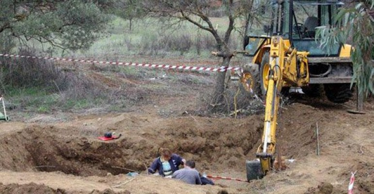 Kayıp Şahıslar Komitesi Paşaköy'de kazı başlattı