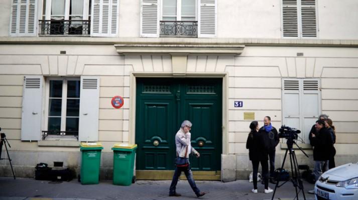 Paris'te bomba malzemeleri bulundu