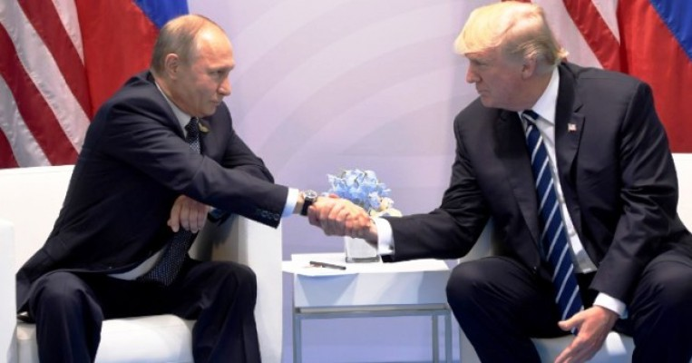 Putin'den Trump'a başsağlığı mesajı