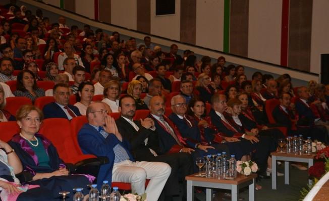 YDÜ'de Beyaz Önlük Giyme töreni gerçekleşti