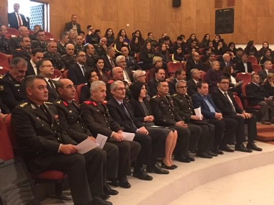 AKM'de Şehitleri Anma töreni düzenlendi