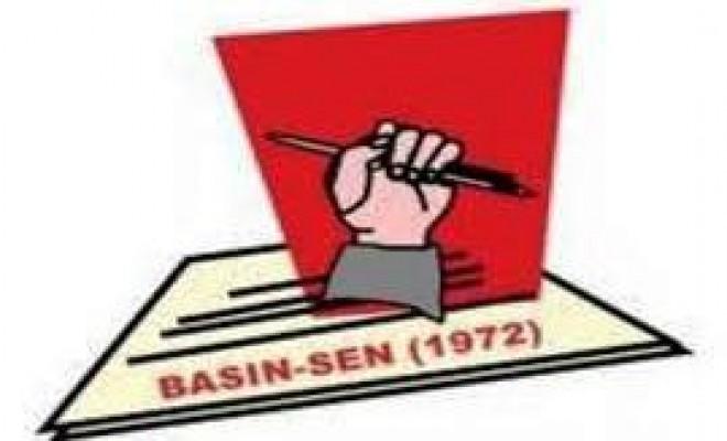 Basın-Sen'den yılbaşı kutlamalarına boykot