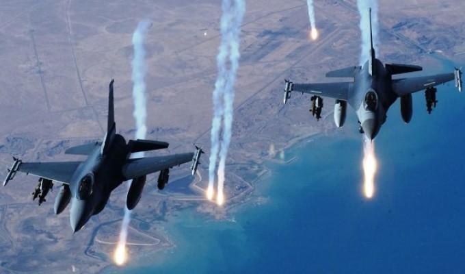Irak'ın kuzeyine yönelik hava harekatı
